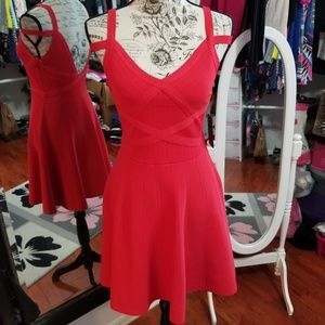 ❤Guess Red Hot Dress❤